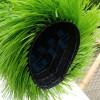 株洲人造草 广州哪里有供应品质好的橄榄单丝人造草坪