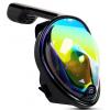 PC透明浮潜面罩电镀加工