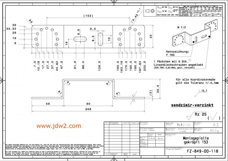 FZ-849-00-118 new