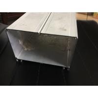 控制器铝壳散热器铝型材加工