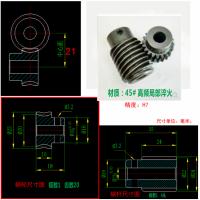 蜗轮蜗杆定制加工