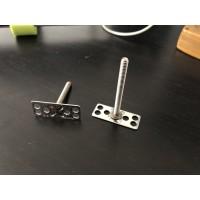 英制304 316焊接螺丝加工