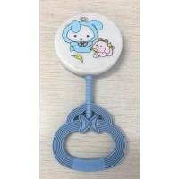 婴儿玩具塑料摇铃加工