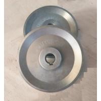 铸铁皮带轮加工