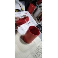茶叶罐喷塑加工