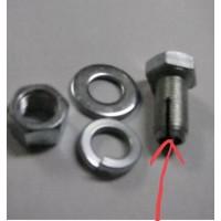 美制 镀锌 螺栓 螺丝 螺母 垫片加工