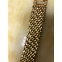 不锈钢钉带表带真空电镀加工