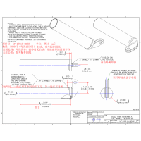 管子焊接加工件