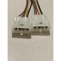 塑料接插件4P孔形针加工