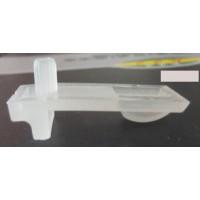 透明塑料层板托加工