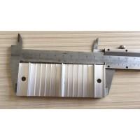 铝型材切割打孔加工