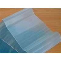 自贡双层采光板艾珀耐特玻璃钢瓦厂家直供