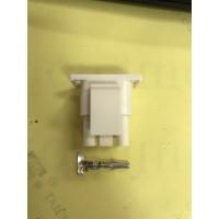 磷铜镀镍金属端子配套塑料插件加工