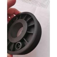 塑料轮、跑步机皮带轮加工