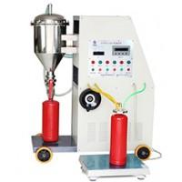 干粉灭火器灌装机适用范围及操作