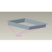 不锈钢钣金激光加工