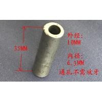 圆铁柱不锈钢管加工