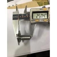 压铸铝螺丝加工