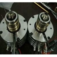 齿轮针阀式热流道系统