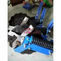 免耕机开沟器铸件加工