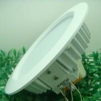 LED筒灯5寸15W压铸铝LED筒灯