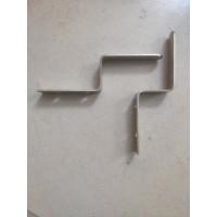 折弯镀彩小铁件加工