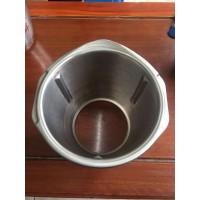 不锈钢桶表面抛光拉丝加工