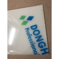 透明有机玻璃板黑色亚克力板乳白PC耐力板PVC塑料板折弯加工