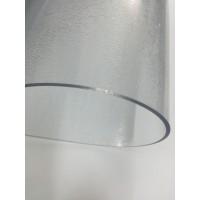 透明磨砂PC板本色PP板材透明PVC塑料硬胶片绿色PE