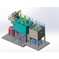 一体化污水处理设备箱体加工