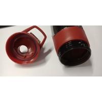 红色蓝色透明塑料水杯加工