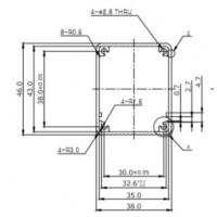 方管CNC加工件