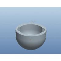 F11半球透镜模具加工