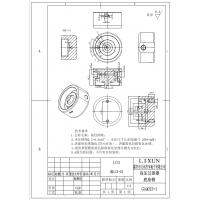铝产品高压过滤器加工或压铸铝