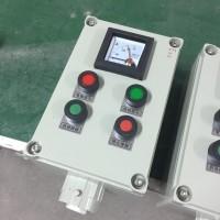 防爆操作柱/箱 LCZ立式挂式防爆控制风机箱防爆防腐控制箱