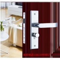 不锈钢门锁执手锁静音门锁室内木门现代精铸执手门锁