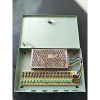 安防监控多路电源箱铁壳加工