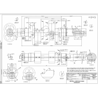 QT700曲轴铸件加工