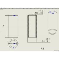 小直径铸铁管加工
