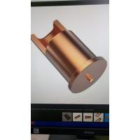 镀铜焊接螺丝加工