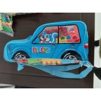 儿童玩具塑料卡通背包包装袋