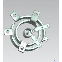 铜镀镍冲压件加工