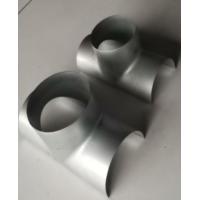 镀锌板三通拉伸件加工