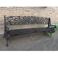 铸铁公园椅加工