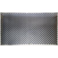 异型孔铝冲孔装饰网加工
