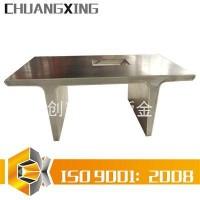 不锈钢服务台定制,不锈钢制品加工,不锈钢配件精密钣金加工公司