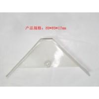 塑料三角形角码加工