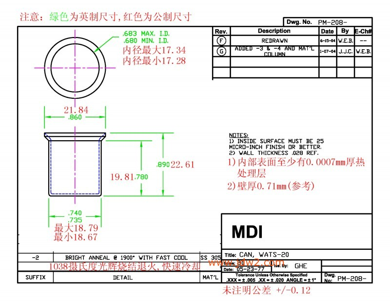 MDI-DRC-PM-208-2-040107