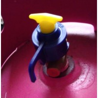 煤气罐塑料旋塞 塑料盖加工