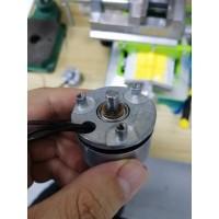 筋膜枪铝合金支架加工